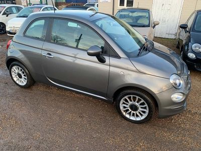 Fiat 500 Hatchback 1.2 8V Pop Star (s/s) 3dr