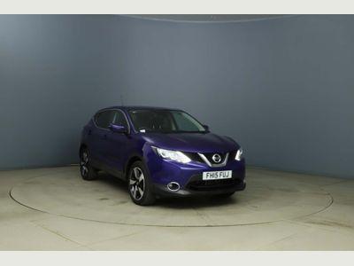 Nissan Qashqai SUV 1.2 DIG-T n-tec Xtronic CVT 5dr
