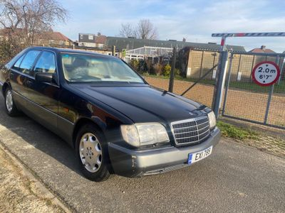 Mercedes-Benz S Class Other 4.2 S420 4dr