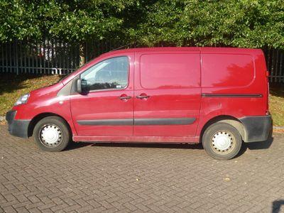 Fiat Scudo Panel Van 1.6 JTD Multijet L1H1 Comfort Panel Van 5dr