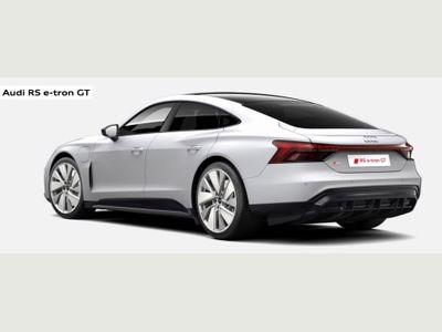 Audi RS e-tron GT Saloon 93.4kWh Carbon Vorsprung Auto quattro 4dr