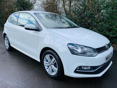 Volkswagen Polo Hatchback 1.0 Match (s/s) 3dr