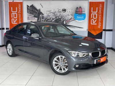 BMW 3 Series Saloon 2.0 320d SE Auto xDrive (s/s) 4dr