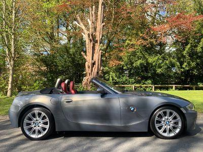 BMW Z4 Convertible 3.0 si SE 2dr