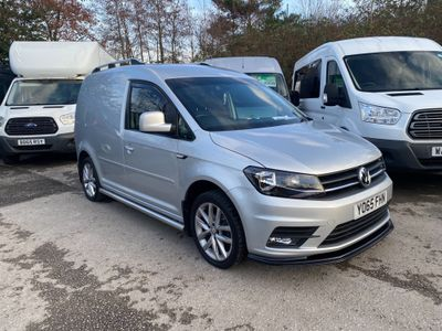 Volkswagen Caddy Panel Van 2.0 TDI C20 BlueMotion Tech Highline DSG EU6 (s/s) 5dr