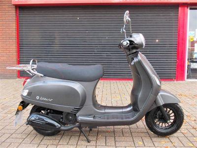Neco Azzuro Scooter 125 125 GP Scooter