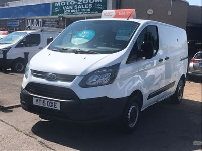 Ford Transit Custom Panel Van 2.2 TDCi 270 ECOnetic L1 H1 5dr