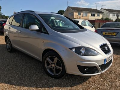 SEAT ALTEA XL MPV 1.6 TDI CR I-TECH DSG 5dr