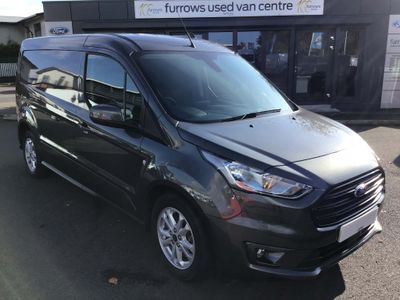 Ford Transit Connect Panel Van 240 L2 LIMITED 1.5 TDCI 120 PS