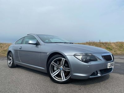 BMW 6 Series Coupe 4.8 650i 2dr