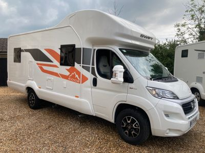 Swift Edge 494 Coach Built 1 OWNER DELIVERY POSSIBLE
