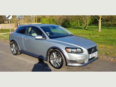 Volvo C30 Coupe 1.8 SE Sport 2dr