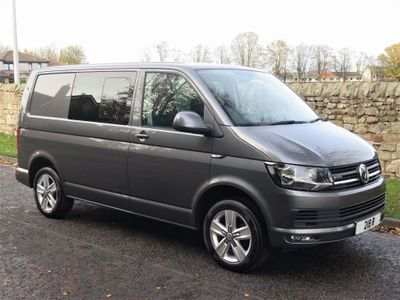 Volkswagen Transporter Combi Van 2.0 TDI T32 BlueMotion Tech Highline Crew Van 4Motion (s/s) 5dr