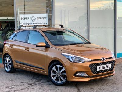 Hyundai i20 Hatchback 1.2 Premium 5dr