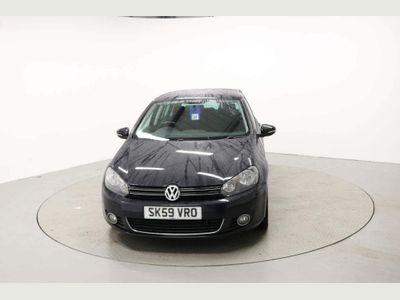 Volkswagen Golf Hatchback 2.0 TDI GT 5dr