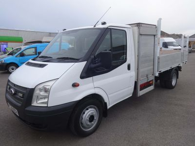 Ford Transit Chassis Cab 2.2 TDCi 350 1-Way Tipper RWD L2 2dr