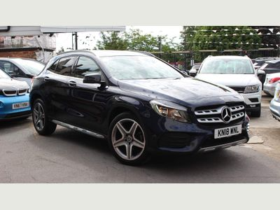 Mercedes-Benz GLA Class SUV 1.6 GLA200 AMG Line 7G-DCT (s/s) 5dr