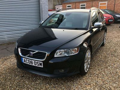 Volvo V50 Estate 2.0 D R-Design SE Sport Powershift 5dr
