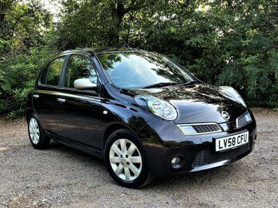 Nissan Micra Hatchback 1.5 dCi 25th Anniversary 5dr