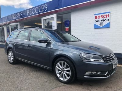 Volkswagen Passat Estate 2.0 TDI BlueMotion Tech Executive DSG 5dr