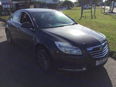Vauxhall Insignia Hatchback 2.0 CDTi SE 5dr