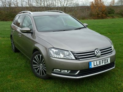 Volkswagen Passat Estate 2.0 TDI BlueMotion Tech Sport DSG 5dr