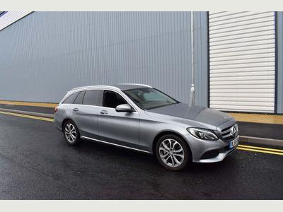 Mercedes-Benz C Class Estate 2.1 C250d Sport 7G-Tronic+ (s/s) 5dr