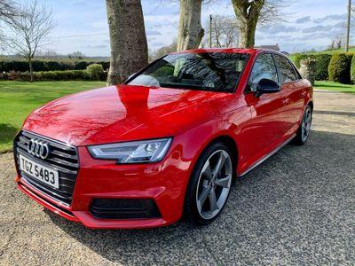 Audi A4 Saloon 3.0 TDI V6 Black Edition Tiptronic quattro (s/s) 4dr