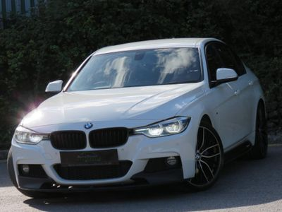 BMW 3 Series Saloon 3.0 340i M Sport Auto (s/s) 4dr