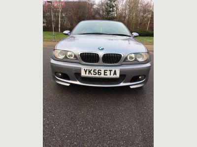 BMW 3 Series Convertible 2.0 318Ci 318 M Sport Auto 2dr