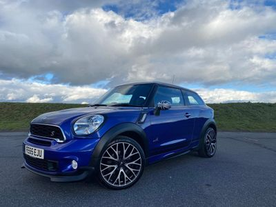 MINI Paceman SUV 2.0 Cooper SD (Chili) ALL4 (s/s) 3dr