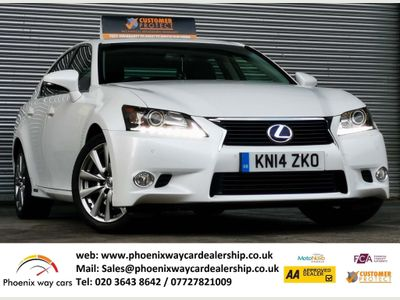 Lexus GS 300 Saloon 2.5 SE E-CVT 4dr (Leather, Smart)