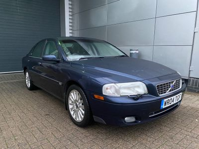 Volvo S80 Saloon 2.9 SE Geartronic 4dr