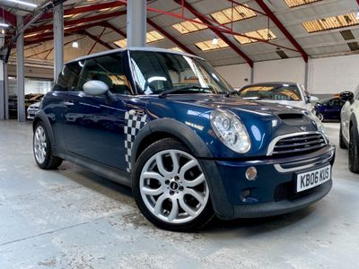 MINI Hatch Hatchback 1.6 Cooper S Checkmate 3dr