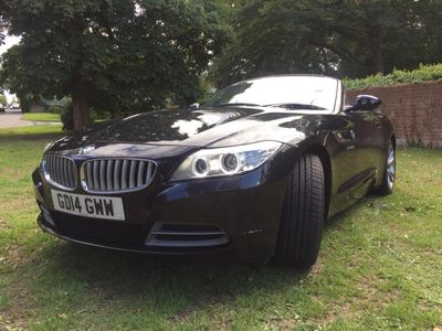 BMW Z4 Convertible 2.0 18i sDrive 2dr