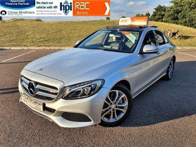 Mercedes-Benz C Class Saloon 2.0 C200 Sport (Premium) 7G-Tronic+ (s/s) 4dr