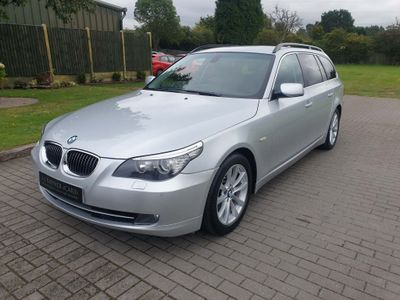 BMW 5 Series Estate 3.0 525d SE Touring 5dr