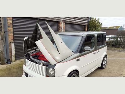 Nissan Cube Hatchback 1.4 Automatic