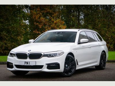 BMW 5 Series Estate 2.0 520i GPF M Sport Touring Auto (s/s) 5dr