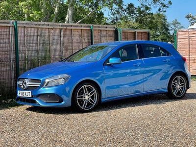 Mercedes-Benz A Class Hatchback 2.1 A200d AMG Line (s/s) 5dr