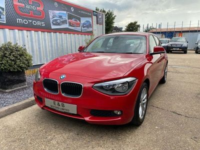 BMW 1 Series Hatchback 1.6 116d ED EfficientDynamics Sports Hatch (s/s) 5dr