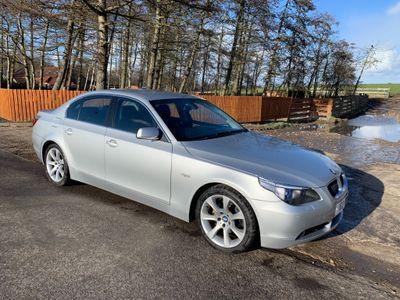 BMW 5 Series Saloon 3.0 530i SE 4dr