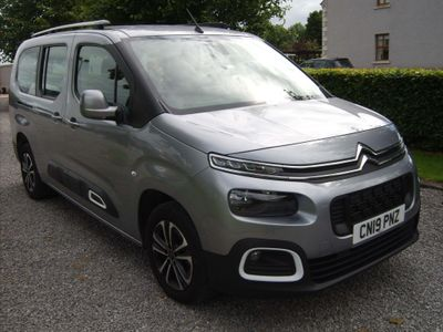 Citroen Berlingo MPV 1.5 BlueHDi Flair 5dr XL