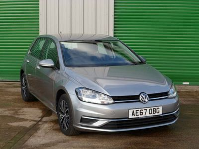 Volkswagen Golf Hatchback 1.4 TSI BlueMotion Tech SE Nav DSG (s/s) 5dr