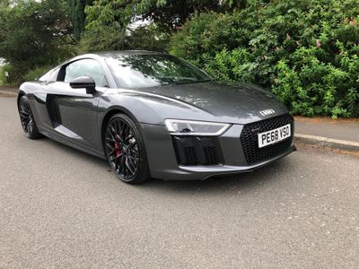 Audi R8 Coupe 5.2 FSI V10 S Tronic RWS (s/s) 2dr