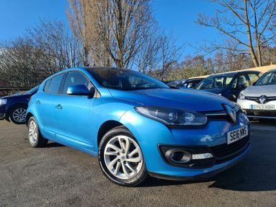 Renault Megane Hatchback 1.5 dCi ENERGY Dynamique Nav (s/s) 5dr