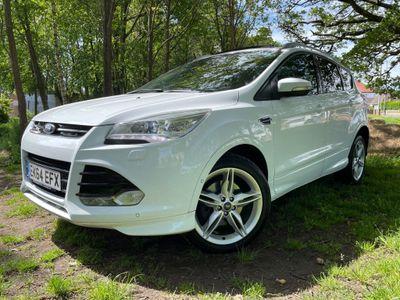 Ford Kuga SUV 2.0 TDCi Titanium X Powershift 4x4 5dr
