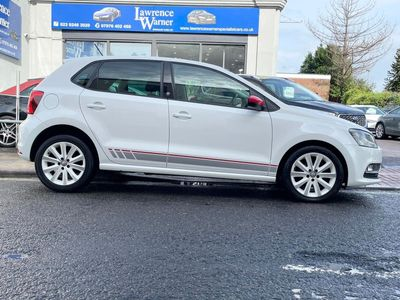 Volkswagen Polo Hatchback 1.2 TSI beats DSG (s/s) 5dr