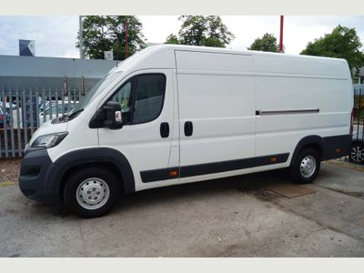 Citroen Relay Panel Van 2.2HDi 130 L4 XLWB ENTERPRISE VAN