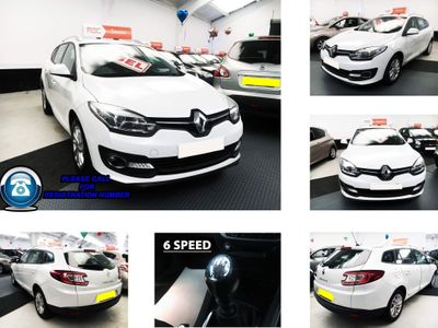 Renault Megane Estate 1.5 dCi ENERGY Dynamique TomTom Sport Tourer (s/s) 5dr